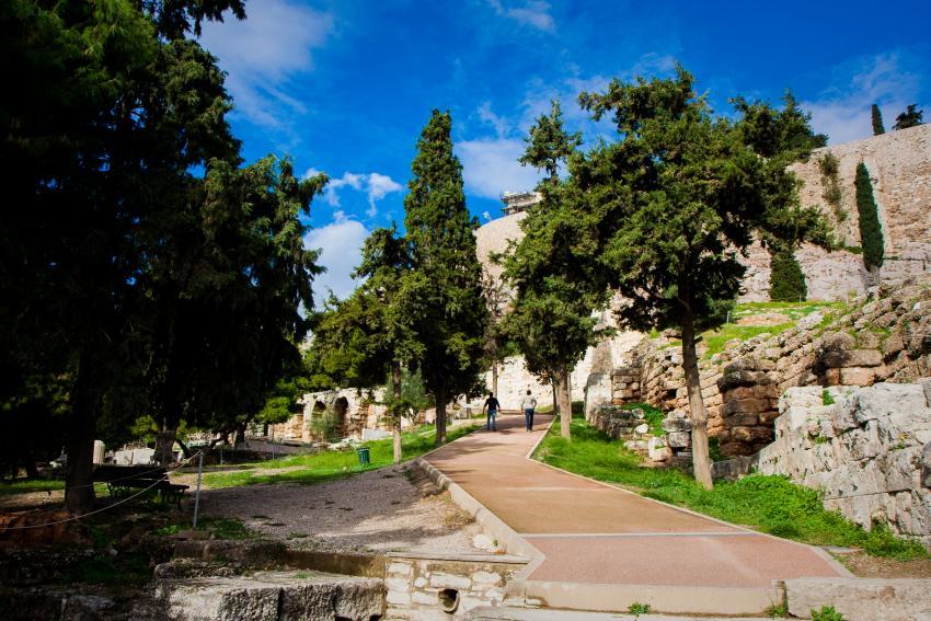Camino Acropolis
