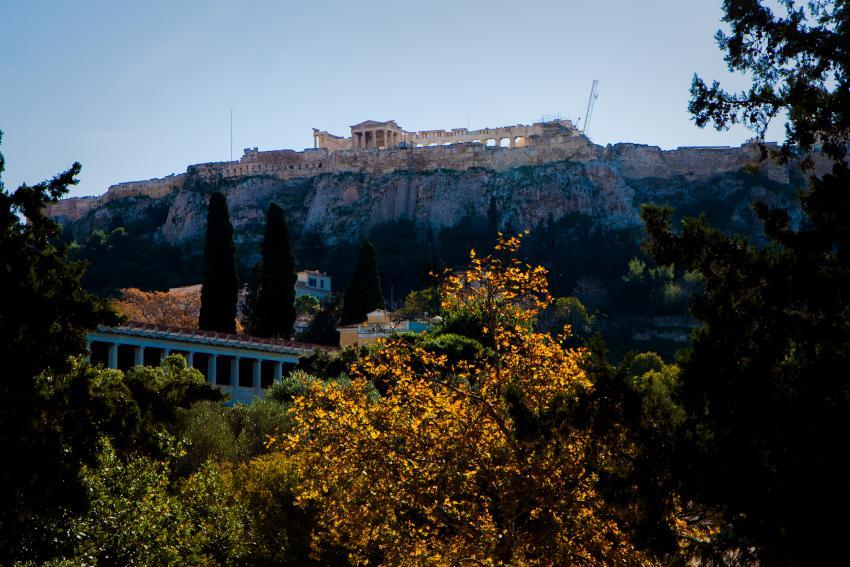 Vista acropolis